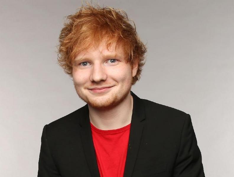 Ed Sheeran lança novo álbum