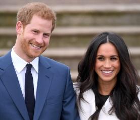 Harry e Meghan estão esperando o primeiro bebê