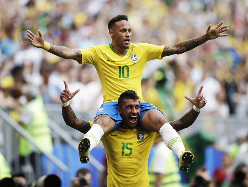 Brasil é o país com mais gols em Copas do Mundo