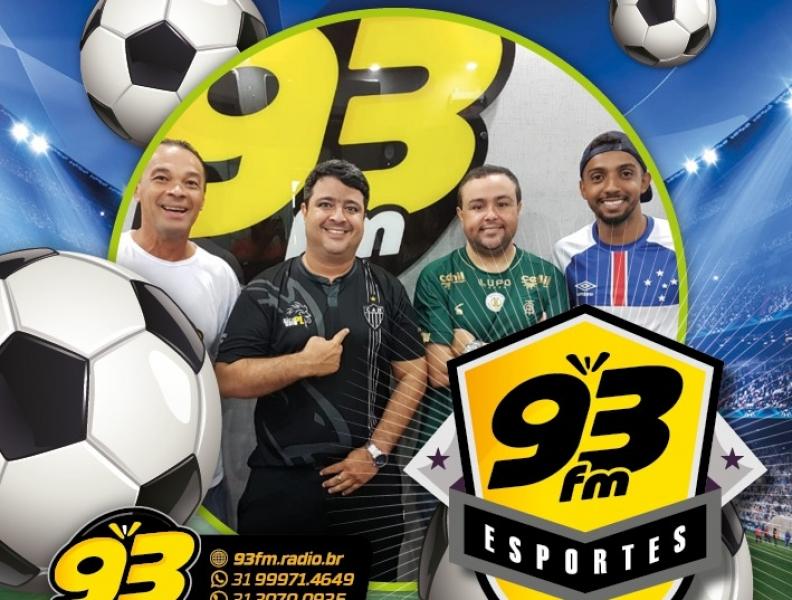 Esportes 93FM