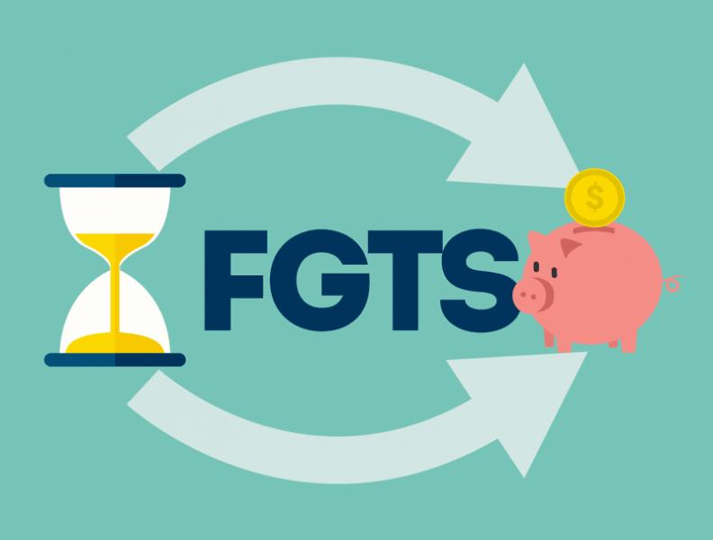 Retirada do FGTS vai até 31/07