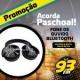 Promoção fone de ouvido Paschoal