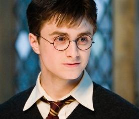 Série de Harry Potter chegando!