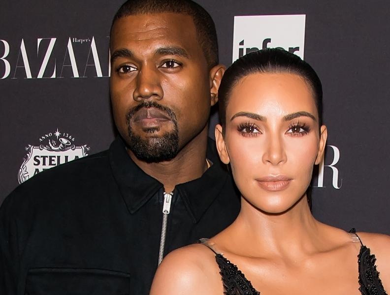 O flagra de Kim Kardashian em Kanye West que viralizou