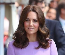 Kate Middleton estaria grávida do quarto filho