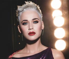 Katy Perry vai para próprio show de metrô