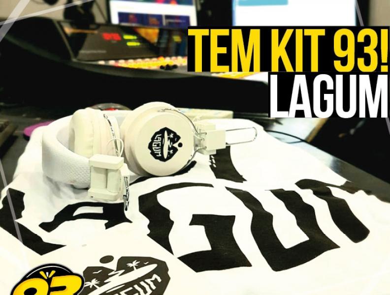 PROMOÇÃO KIT DO OI LAGUM 93FM NO FACE