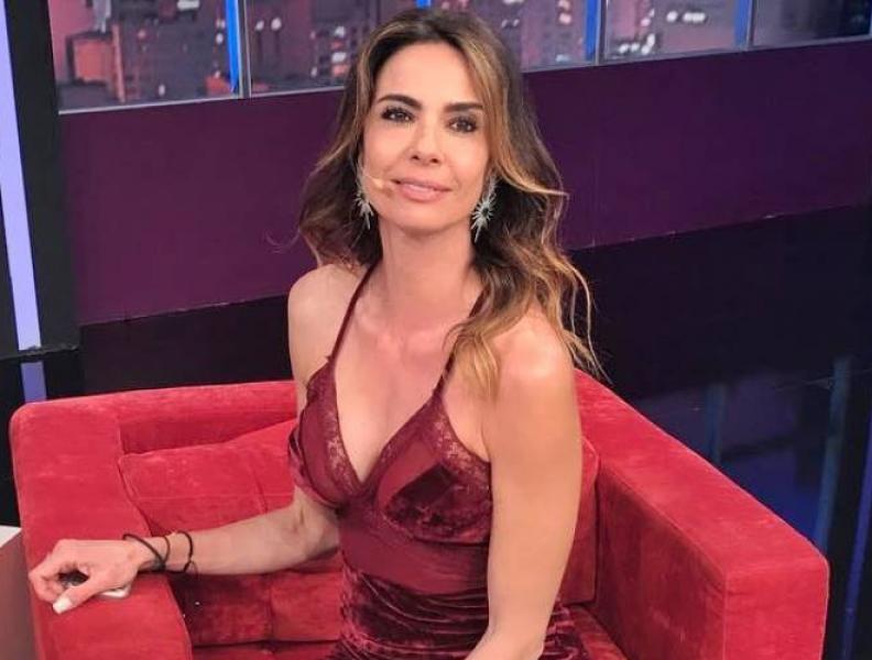 Luciana Gimenez se pronuncia sobre separação
