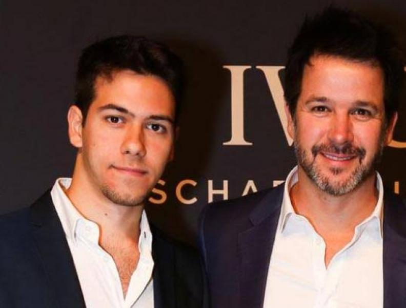 Murilo Benicio vai contracenar com filho
