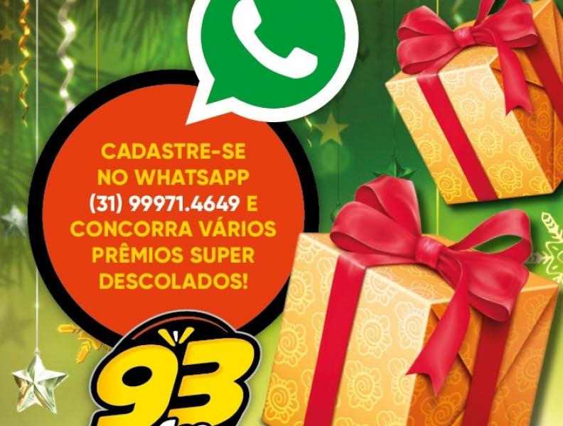 Promoção de Natal 93FM