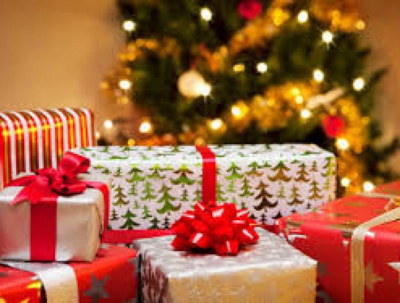 Presentes de Natal – filhos dos famosos