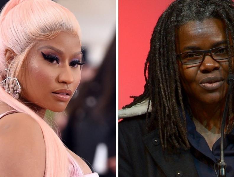 Nicki Minaj paga milhões por trecho de música!
