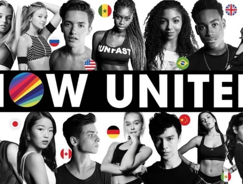 Now United é sucesso no mundo todo!