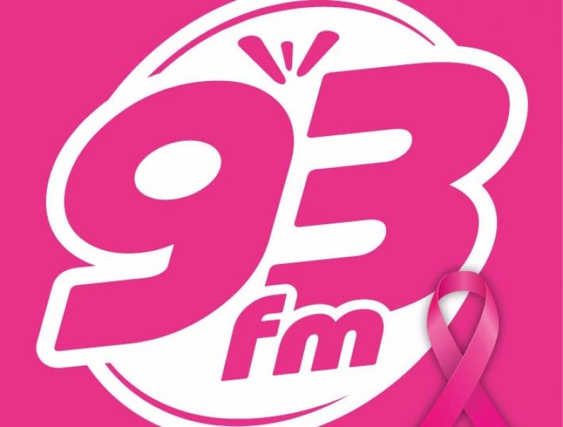 93 FM no outubro rosa