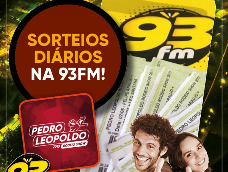 PROMOÇÃO PEDRO LEOPOLDO RODEIO SHOW