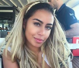 Rafaella, irmã de Neymar, faz cirurgia
