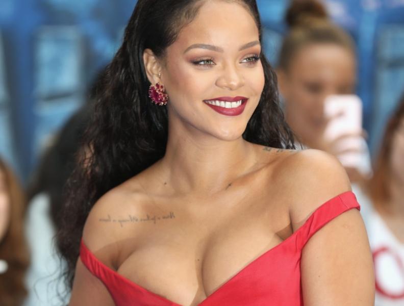 Rihanna termina namoro com bilionário saudita