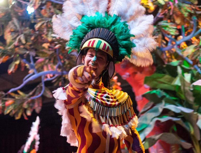 Pessoas que foram encontradas no carnaval