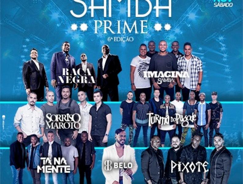 Promoção Samba Prime