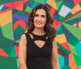 Fátima Bernardes fala sobre casamento de Bonner