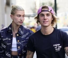 Justin e Hailey se casam sem acordo pré-nupcial
