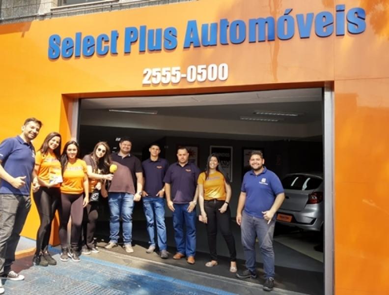 Ação Select Plus Automóveis