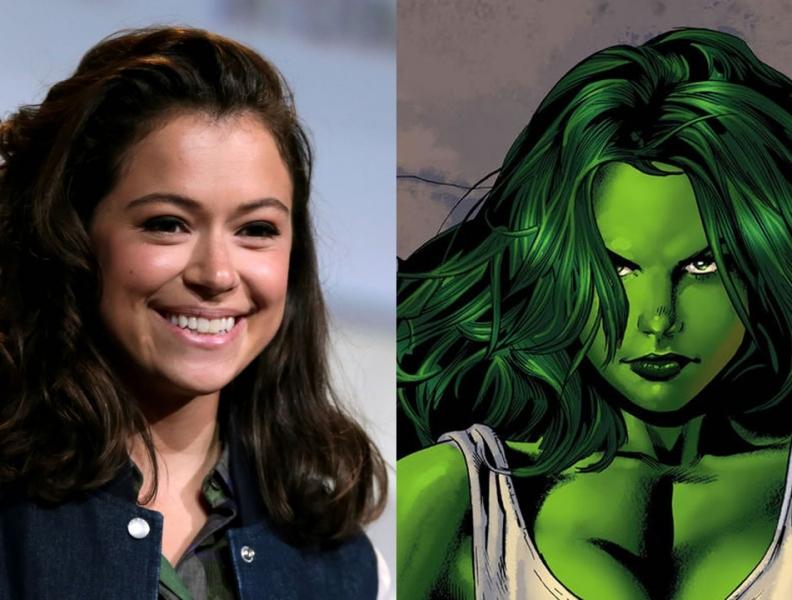 Série da She-Hulk será de comédia!