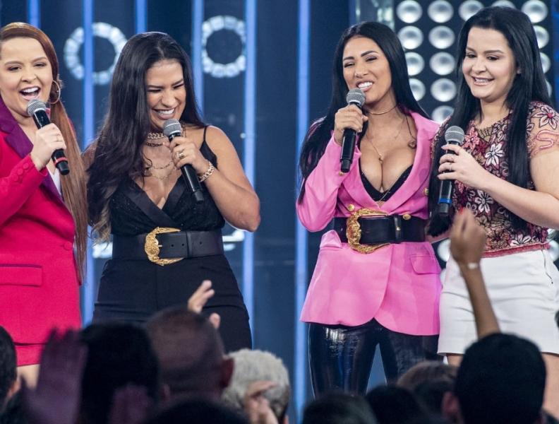 Fã pede live de Maiara & Maraísa com Simone & Simaria e resposta surpreende!