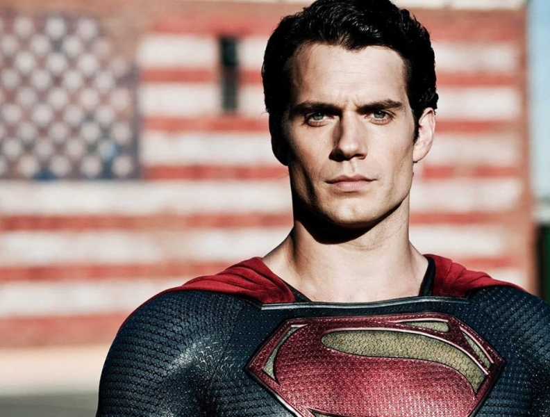 Henry Cavill de volta ao manto do Superman?
