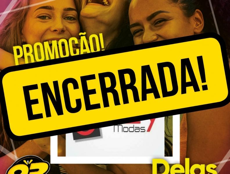 PROMOÇÃO 93FM SUSY MODAS
