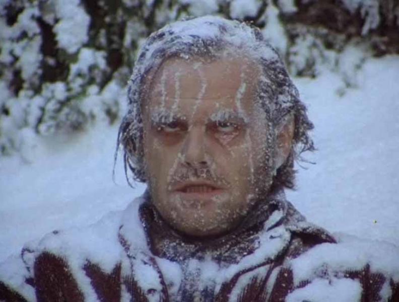 As piores coisas do inverno