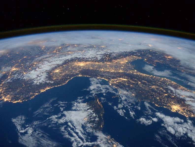Curiosidades sobre a Terra!
