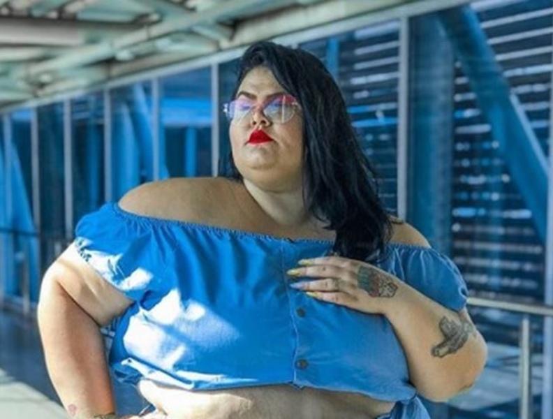 Bailarina plus size da Anitta viraliza!!!