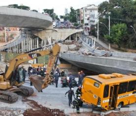 Acordo por prejuízo em queda de viaduto deve sair em um mês