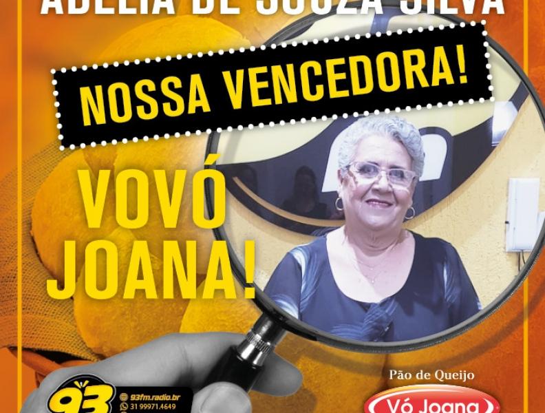 CASE PÃO DE QUEIJO VOVÓ JOANA