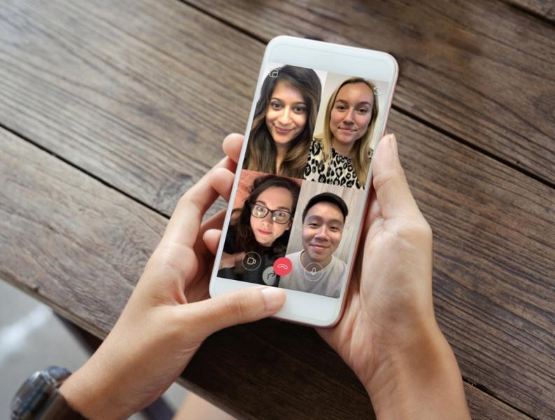 Whatsapp lança recurso de chamadas em grupo