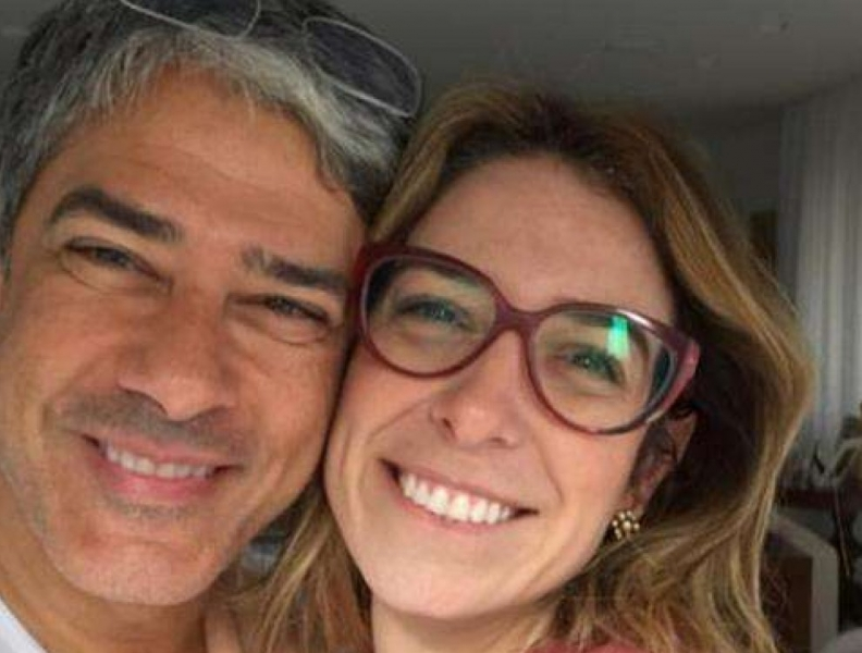 William Bonner e esposa adotam pets de ONG